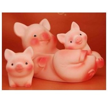 Рез. Свинка с поросятами С-899 Огонек /12/ купить оптом и в розницу