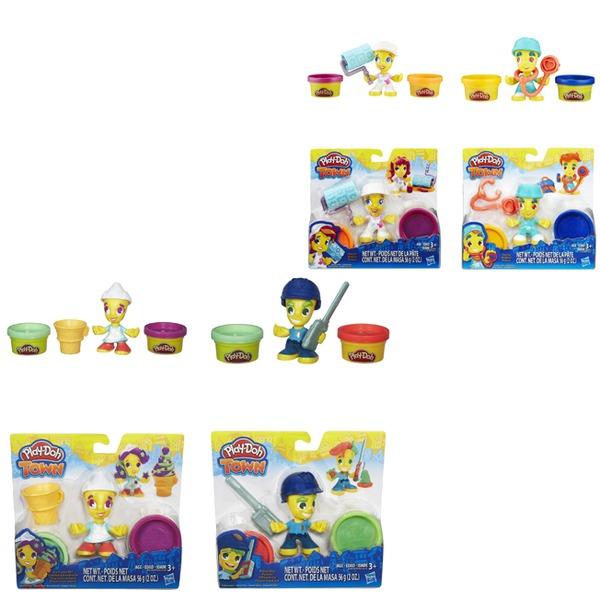 Play-Doh Набор Город фигурки В5960 купить оптом и в розницу