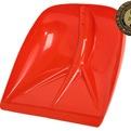 Лопата для снега 400*400 б/черенка 1/6 купить оптом и в розницу