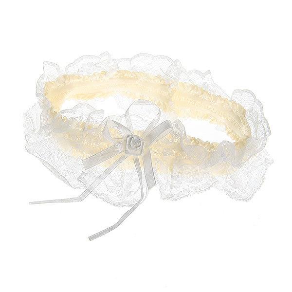 Подвязка невесты ″Снежная королева″ купить оптом и в розницу