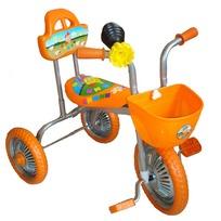 Велосипед 3-х Чижик Т004S оранж. купить оптом и в розницу
