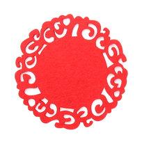 Подставка под кружку в наборе 4 шт 12 см ″Кружево″ купить оптом и в розницу