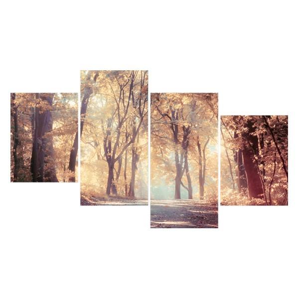 Картина модульная полиптих 60*129 Природа диз.5 8-03 купить оптом и в розницу