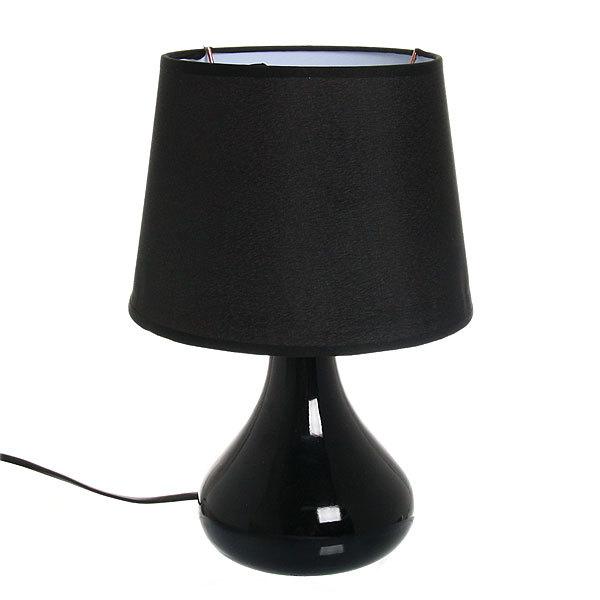 Светильник декоративный 0308-3 черный, 28 см, 220 В купить оптом и в розницу