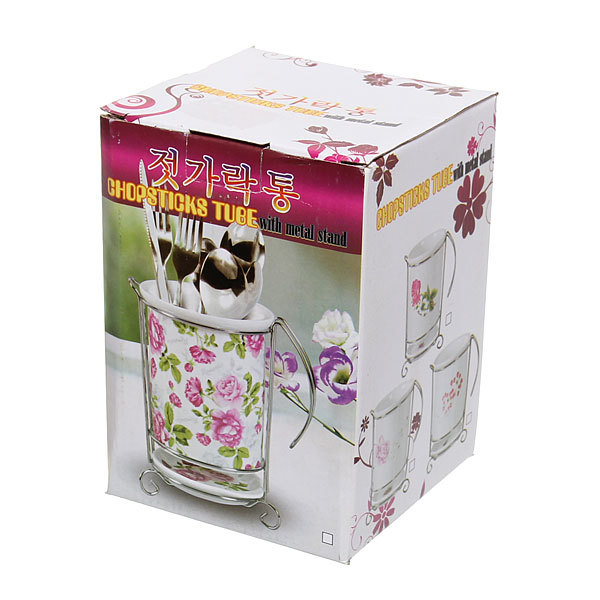 Подставка для кухонных приборов ″Роза″ купить оптом и в розницу