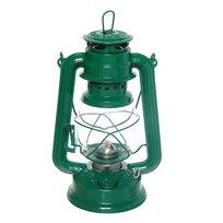 Лампа керосиновая переносная 110мл 19см,цвет зеленый купить оптом и в розницу
