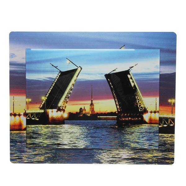 Картина стекло 52*40см ″Мост″ купить оптом и в розницу