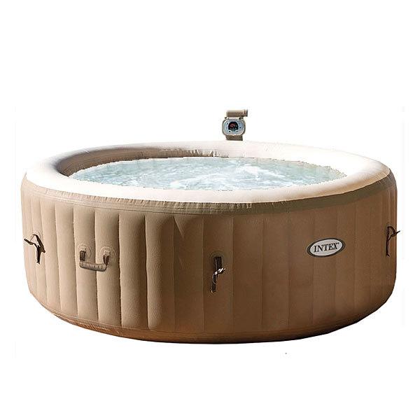 Бассейн надувной PURESPA JET MASSAGE SET 190*71 см Intex (28424) купить оптом и в розницу