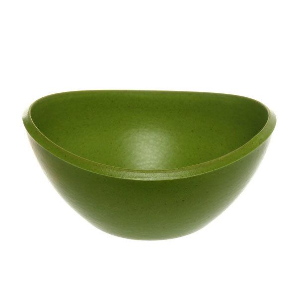 Горшок для цветов ЭКО Чаша″ 7*14см ABY-01 зеленая купить оптом и в розницу