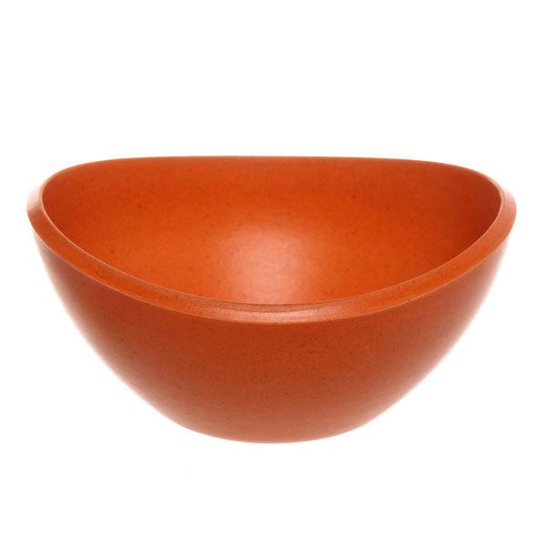 Горшок для цветов ЭКО Чаша″ 7*14см ABY-01 оранжевая купить оптом и в розницу