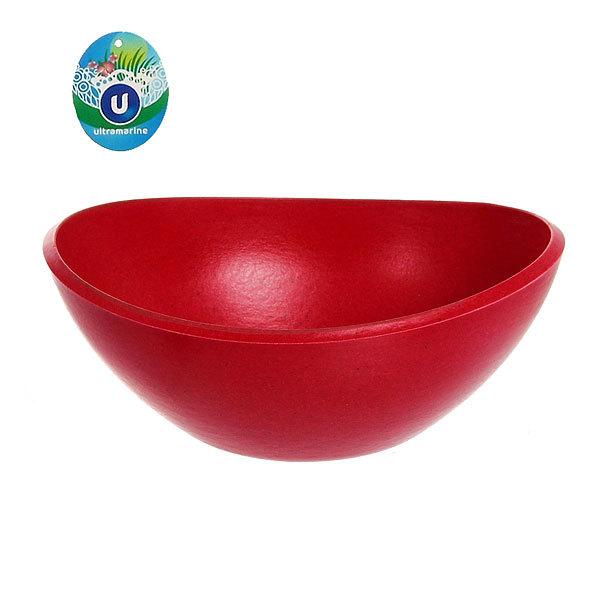Горшок для цветов ЭКО Чаша″ 10,5*19см YBA02 красная купить оптом и в розницу