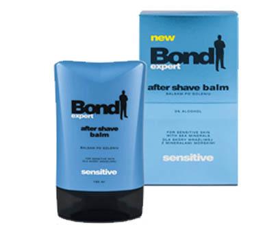 Бальзам после бритья BOND Expert Sensitive 150мл купить оптом и в розницу