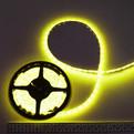 Лента светодиодная 5м*8мм, 60 ламп LED на 1м, желтый,самоклейка,12В, степень защиты IP54 купить оптом и в розницу