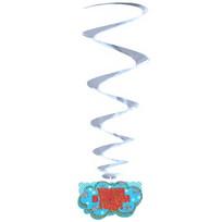 Гирлянда-спираль ″Удачи в Новом году!″ купить оптом и в розницу