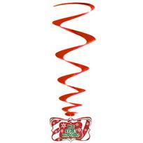 Гирлянда-спираль с подвеской ″Все будет хорошо!″ D20см высота 80 см купить оптом и в розницу