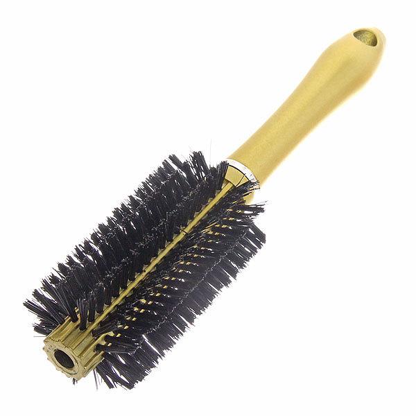 Расческа брашинг - термо ″Rcv″, цвет оливковый, щетина, d-2,5 см купить оптом и в розницу