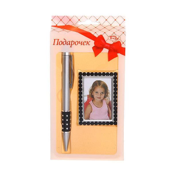 Подарочный набор (ручка+фоторамка-магнит) ТВ-04 купить оптом и в розницу