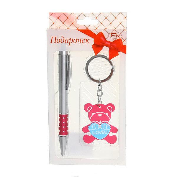 Подарочный набор (Брелок″Мишутка″+ручка) ТВ-13 купить оптом и в розницу