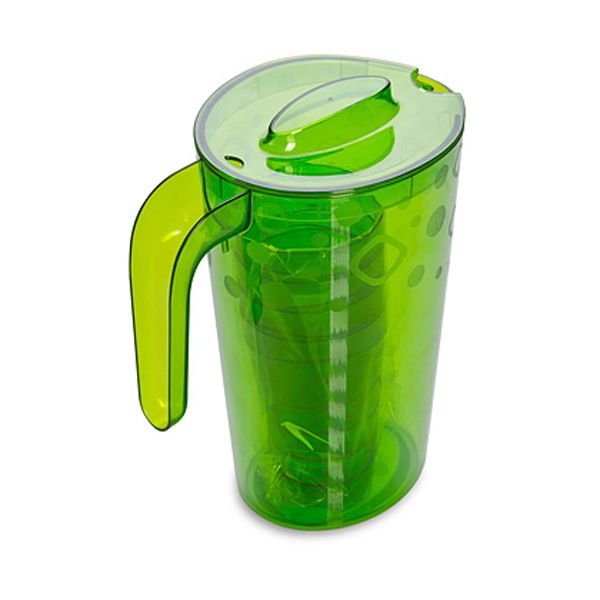 Набор питьевой 5 предметов ″Люмици″: кувшин 1,8л; 4 стакана 0,3л зелёный прозрачный С576ЗЛП купить оптом и в розницу