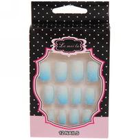 Ногти накладные ″Модный маникюр″ бархатный лак (без клея) 240-2 купить оптом и в розницу