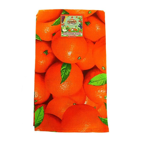 Полотенце вафельное 48*62см ″Урожай″ купить оптом и в розницу