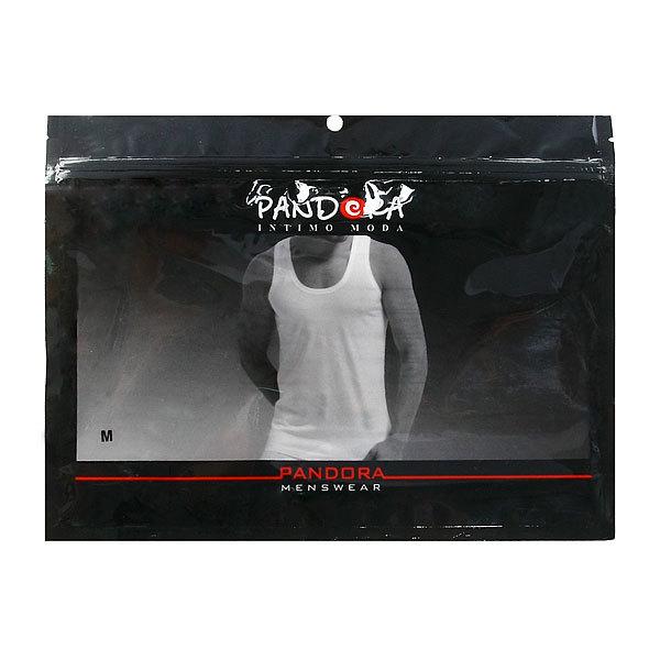 Футболка Pandora FANILA V-NECK 1004 (grey, M) купить оптом и в розницу