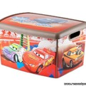 Коробка (289*194*130)  MADRID S DISNEY CARS Curver /10 шт купить оптом и в розницу