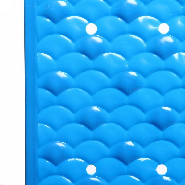 Коврик в ванну ″Волны″, ПВХ 68*38 см купить оптом и в розницу