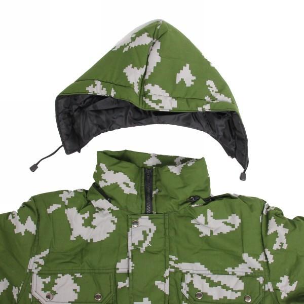 Костюм демисезонный Граница, куртка и брюки на синтепоне, модель № 1-2 р.54 купить оптом и в розницу