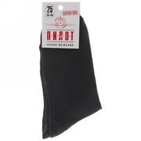 Носки мужские ПИЛОТ (М-53), чёрный, р. 25 купить оптом и в розницу