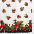 Скатерть 120*150см Праздничные леденцы купить оптом и в розницу