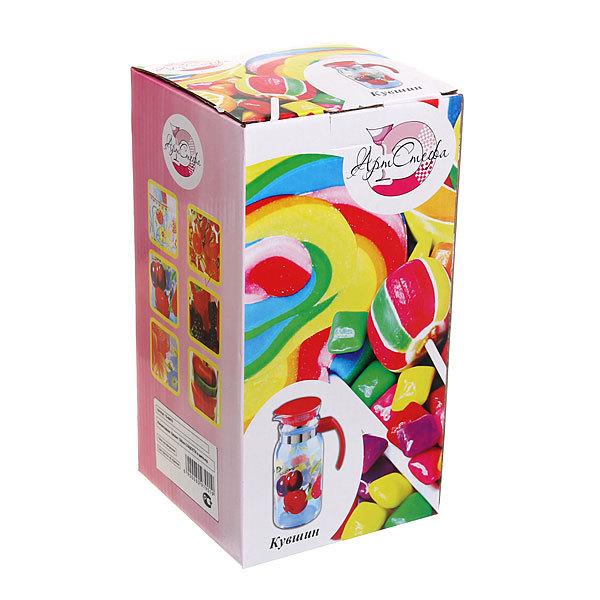 Кувшин 1,2л ″Сладости″ в цветной коробке купить оптом и в розницу