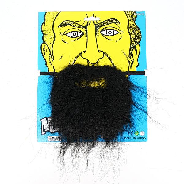 Борода карнавальная черная″ 985-1 купить оптом и в розницу