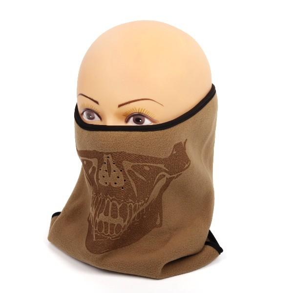 Маска из ткани Skull для зимних видов спорта купить оптом и в розницу