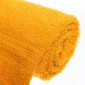 Махровое полотенце 40*70см желтое ЭК70 Д01 купить оптом и в розницу