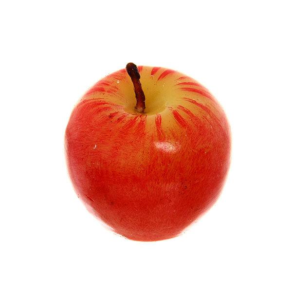 Свеча ″Яблоко″ 4*4 см купить оптом и в розницу
