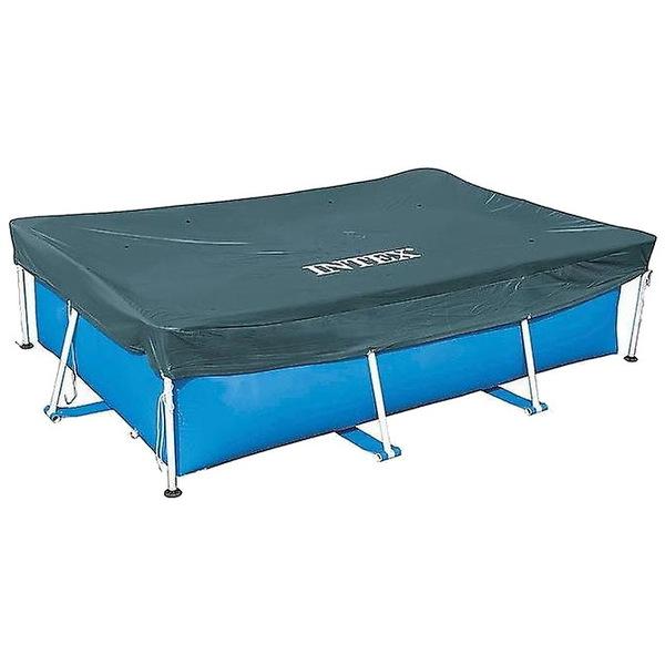 Чехол для прямоугольного каркасного бассейна 300*200 см Intex (28038) купить оптом и в розницу