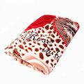 Плед 180*200см Роскошь микрофлис в сумке купить оптом и в розницу