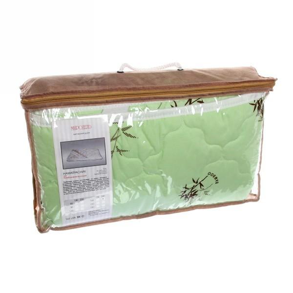 Наматрастник ″Миродель″ бамбук (90*200 см, тик) (Р) купить оптом и в розницу