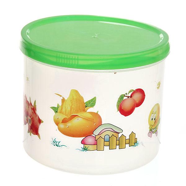 Набор банок для продуктов пластиковых ″Селфи″ 3 шт 300,600,1000 мл купить оптом и в розницу