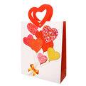Пакет подарочный ″Сердечки″ 26*32*10см L5 купить оптом и в розницу