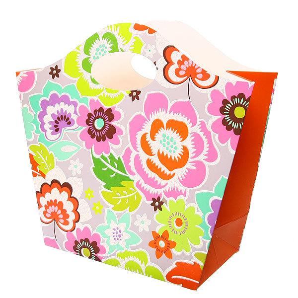 Пакет подарочный ″Сумочка Шик″ 35*24*12см S101 купить оптом и в розницу