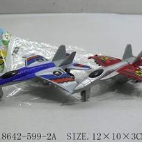 Самолет инерц. 599-2 в пак. купить оптом и в розницу
