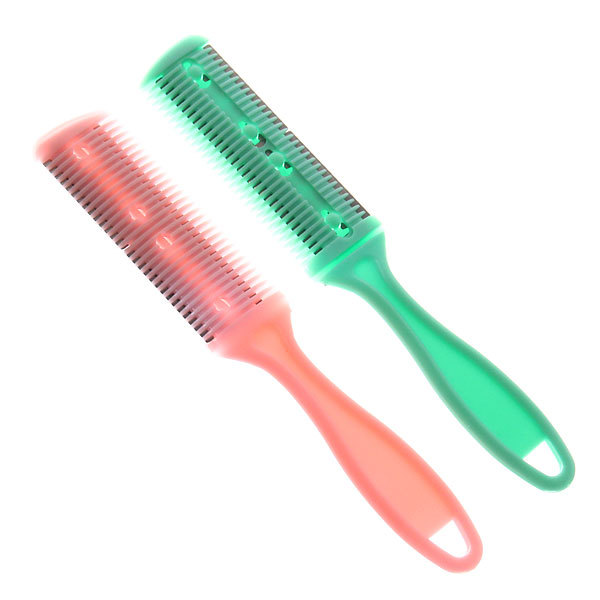 Филировка для волос, в пакете, цвет микс, 16,5см купить оптом и в розницу