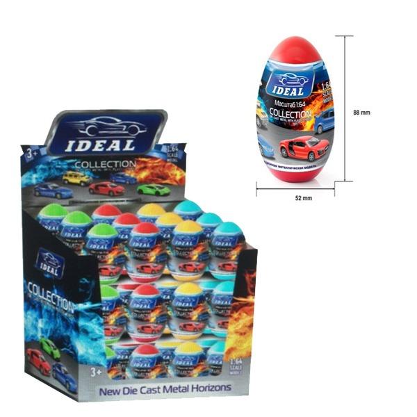 Модель яйцо-сюрприз Иномарки 03603430E купить оптом и в розницу