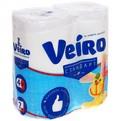 Бумага туалетная 2сл 4рул. ″Linia Veiro″ Standart арт.4С24 (1x4) купить оптом и в розницу