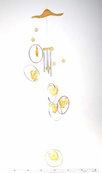 Колокольчики F080 круг-петух купить оптом и в розницу
