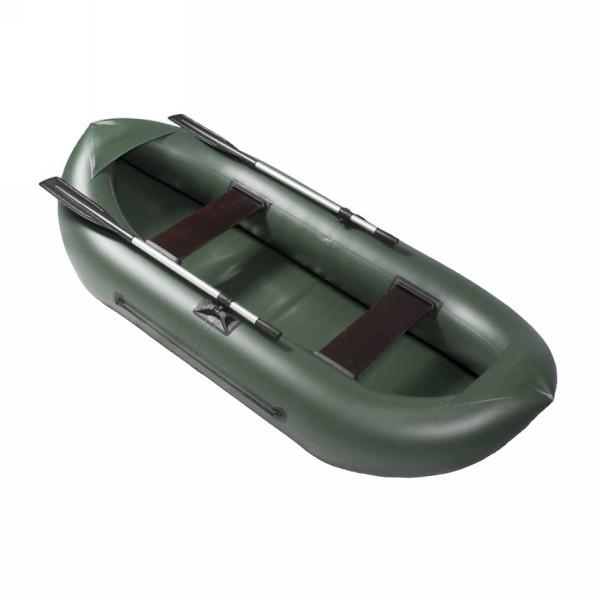 Лодка надувная ″Лоцман″ C-260-М, передвижные сидения купить оптом и в розницу