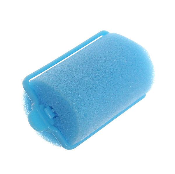 Бигуди поролоновые с зажимом 6шт, цвет микс, d=36мм купить оптом и в розницу