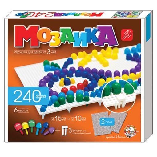 Мозаика 240 цветн. 983 /10/ купить оптом и в розницу